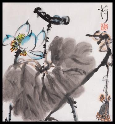 Bai Li - Impression Lotus (2) 497x687