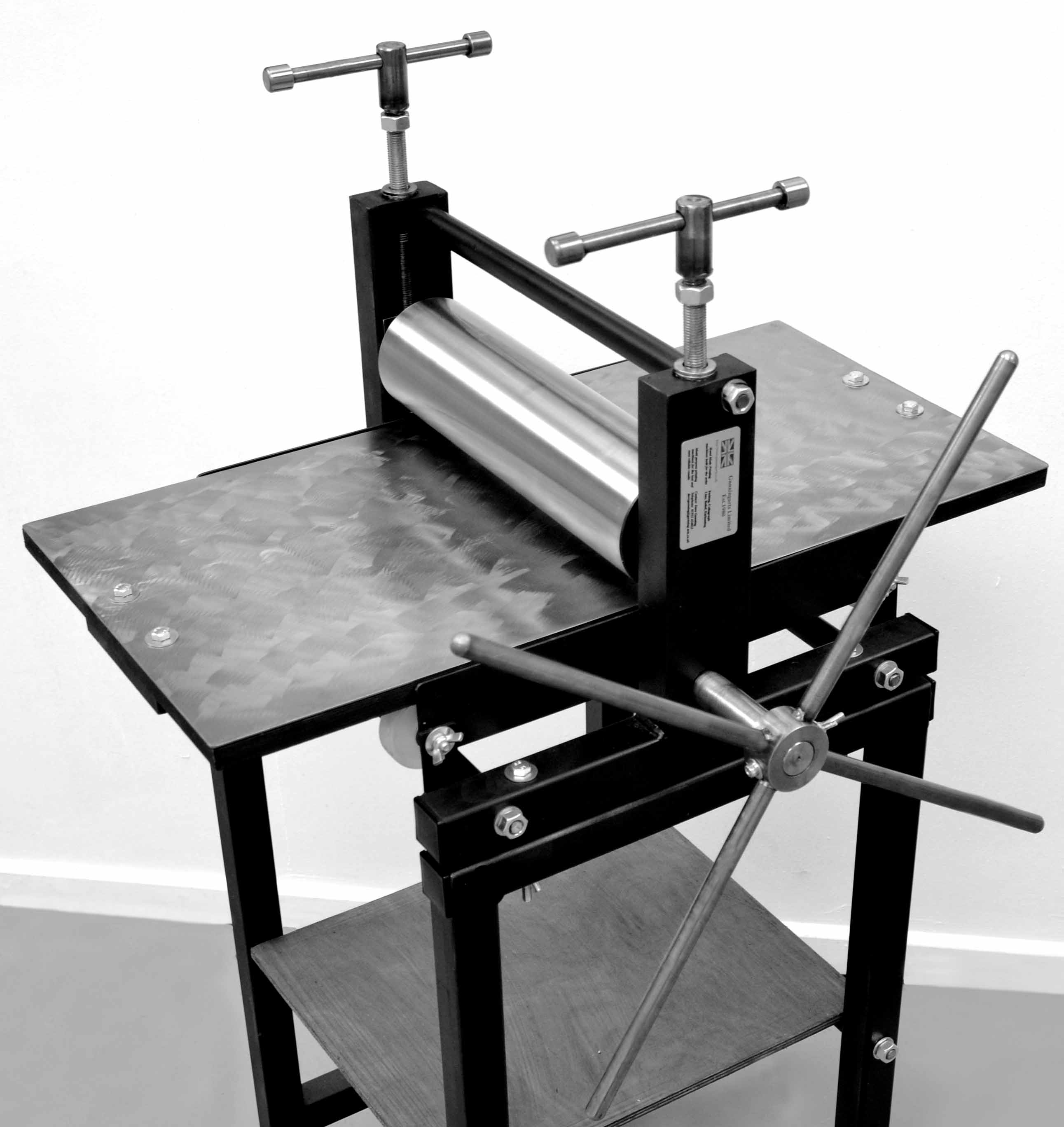Etching Printing Press No 1 Printing Presses