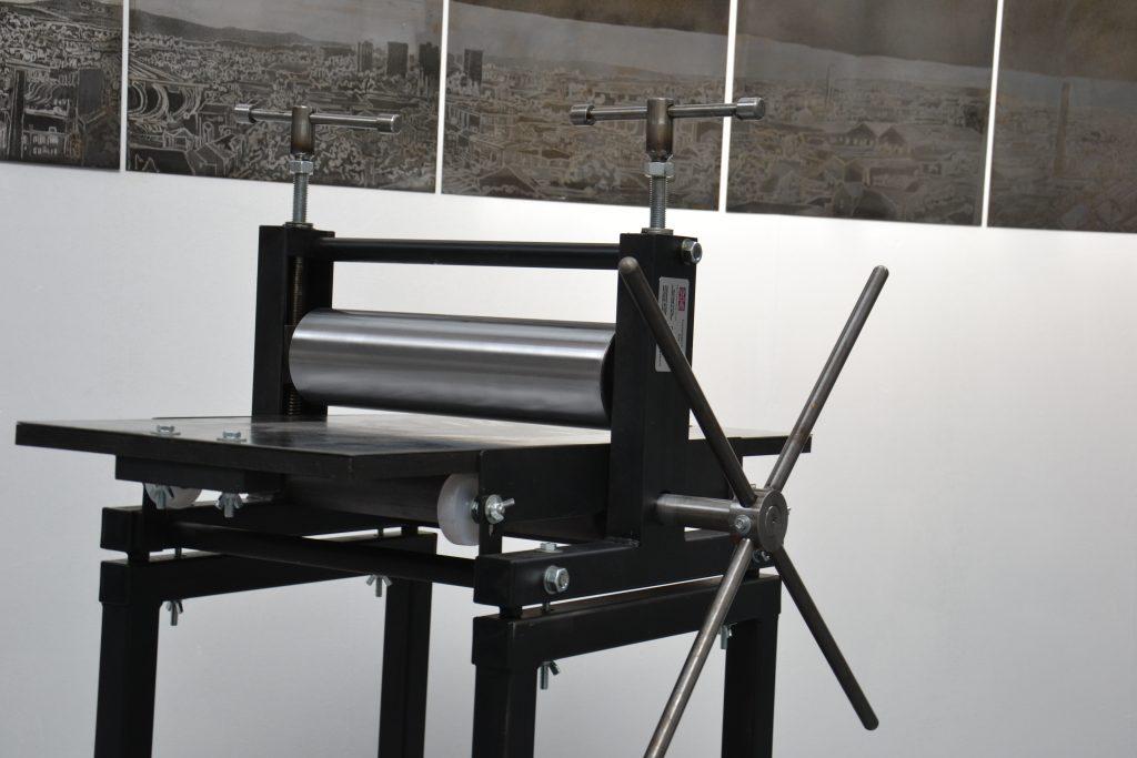 Gunning Etching Press