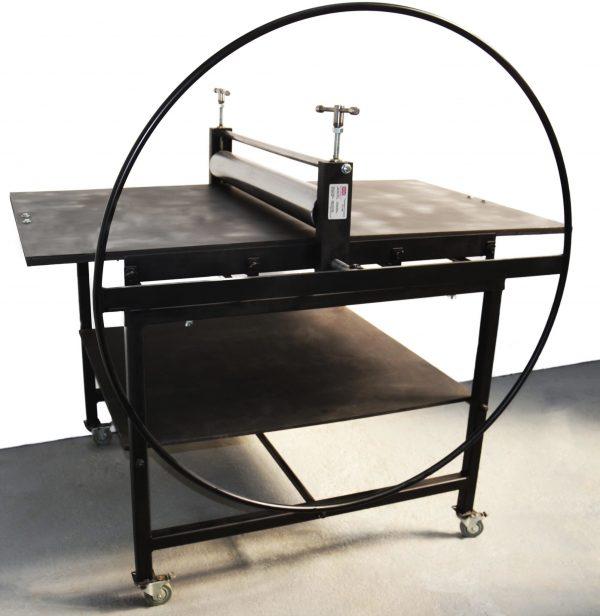 no 4 star wheel printing press