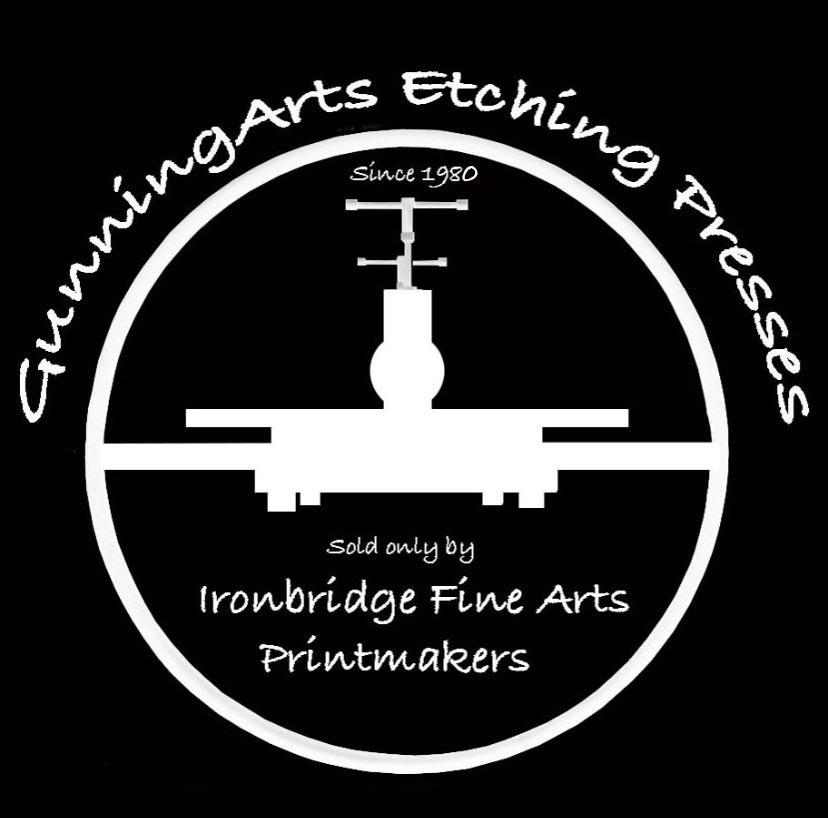 Gunning Etching since 1980 Press Logo