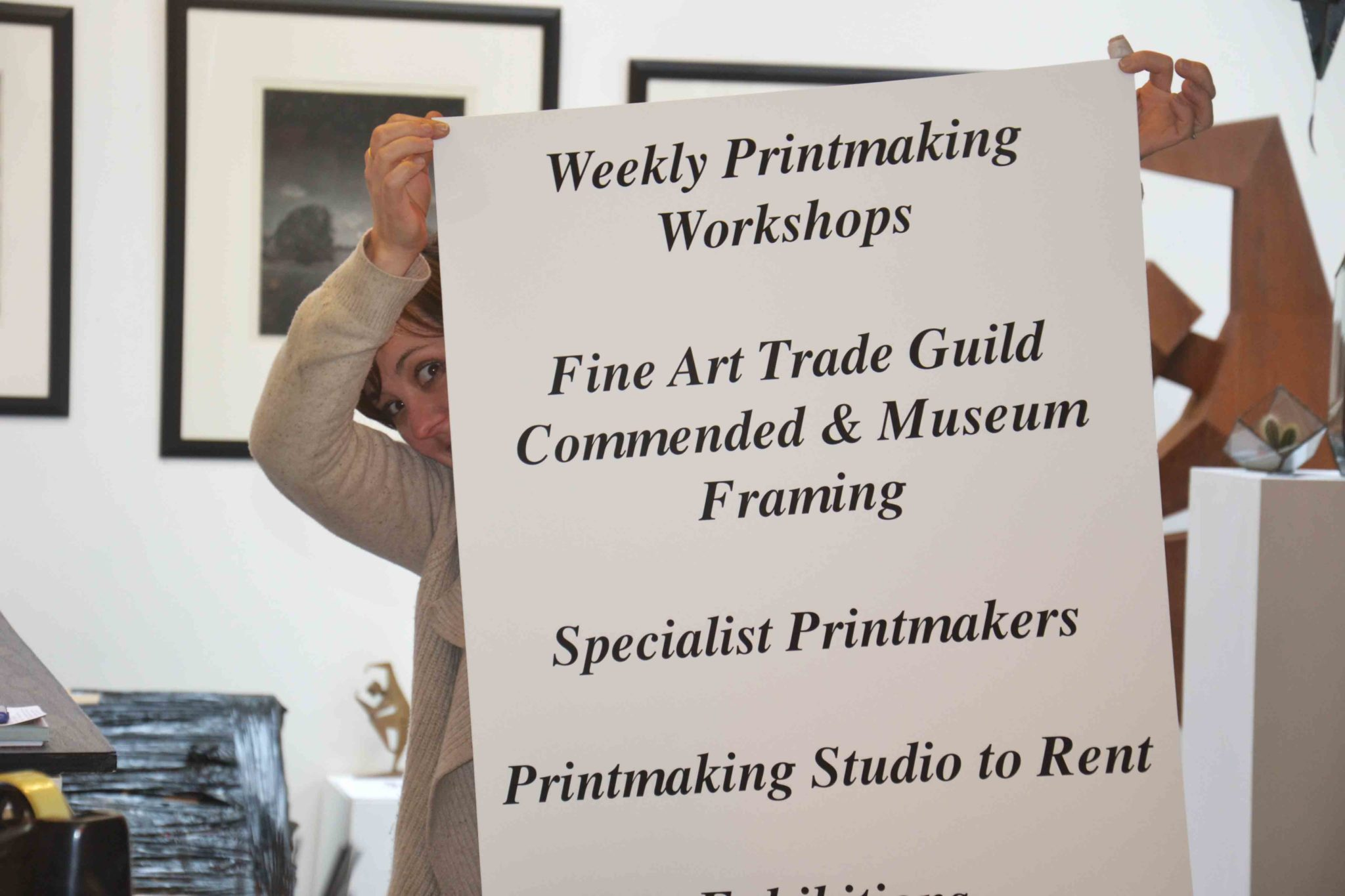 Ironbridge and Shropshire Fine Arts and Framing and Printmaking and ...