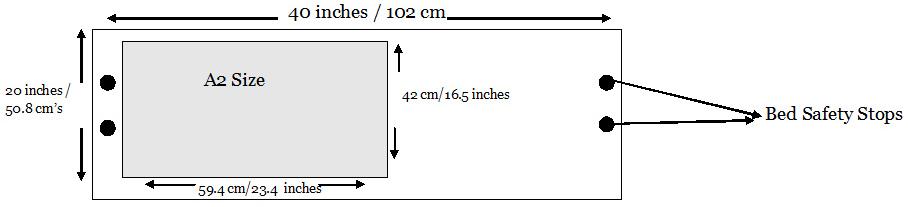 no 2 etching press bed diagram