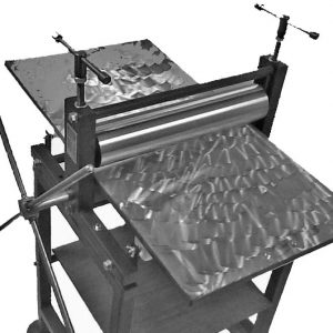 Gunning Arts etching printing press