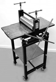 Number 1 Press with Stand and Wheels