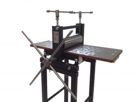 Litle Thumper Printing Press with Stand