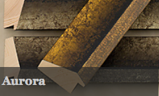 Aurora is a beautiful range that comes four profiles (two reverse and two beveled) in a range of widths 22, 40, 52 and 66mm in width. This range is available in both silver and gold.