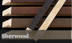 Sherwood sffering a choice of five colours – ivory, walnut, cherry, mahogany and wenge – Sherwood's natural tones and flat profile will ensure it is suitable for a wide variety of framing projects. Created using an embossed finished on FSC certified pine.
