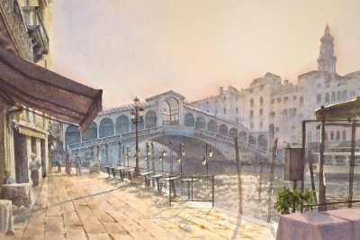 Shimmering Sunlight, The Rialto