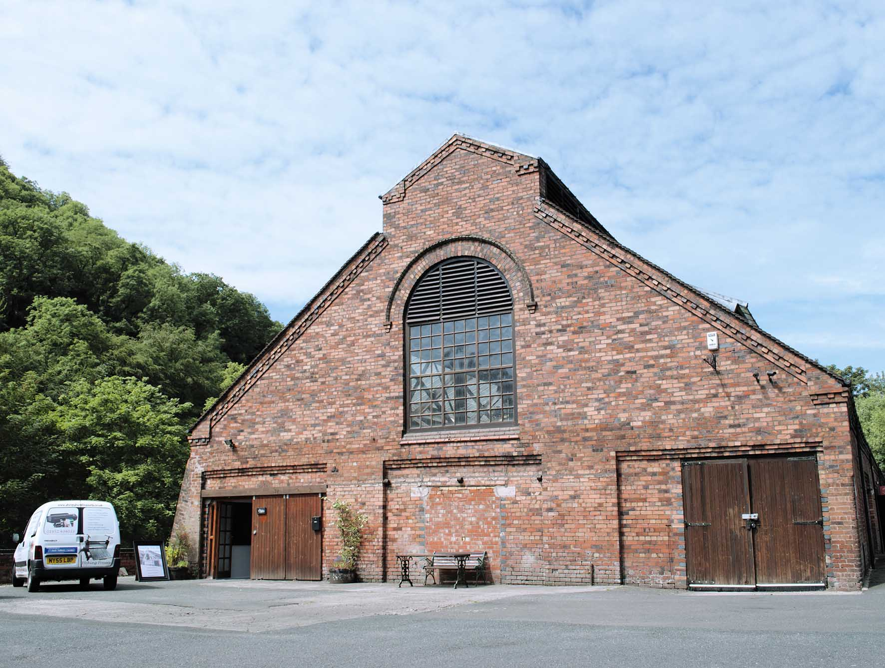 New Ironbridge art gallery
