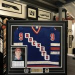 Not just your 'run of the mill' Memorabilia & Shirt Framing