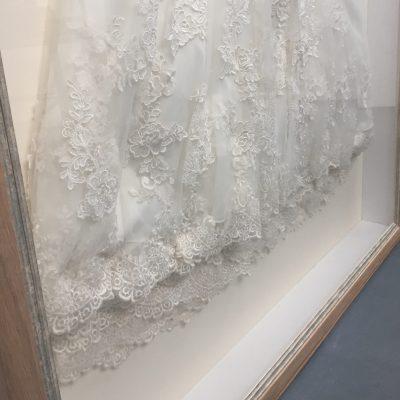 Wedding Dress Framing 2