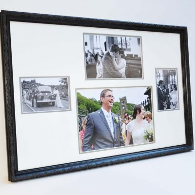 Wedding Framing with multi apperture mount