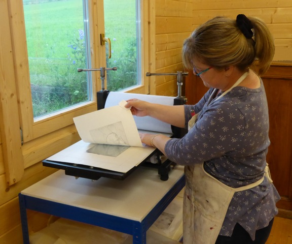 Etching Printing Press Review