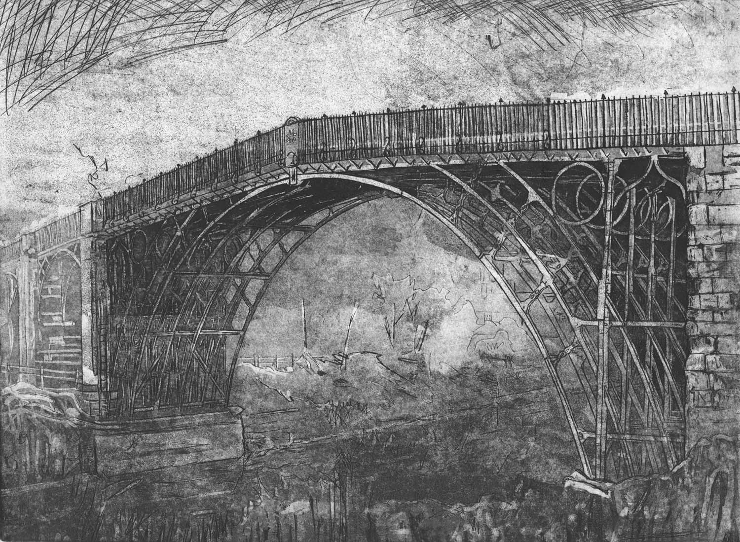 ironbridge print