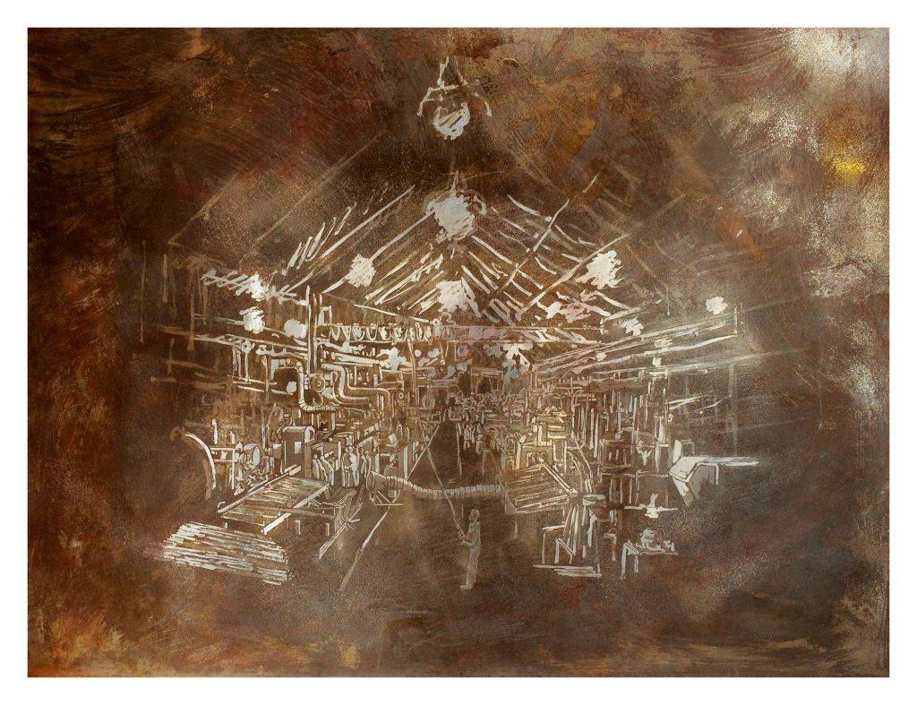 Newman Tube artwork