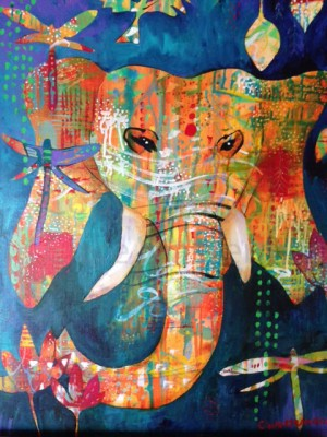 "Clare Wassermann ""Ganesha"""