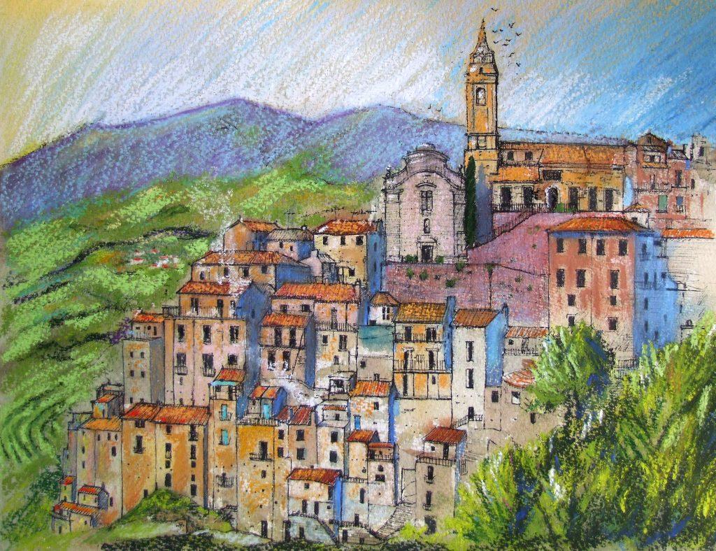 Abruzzo print
