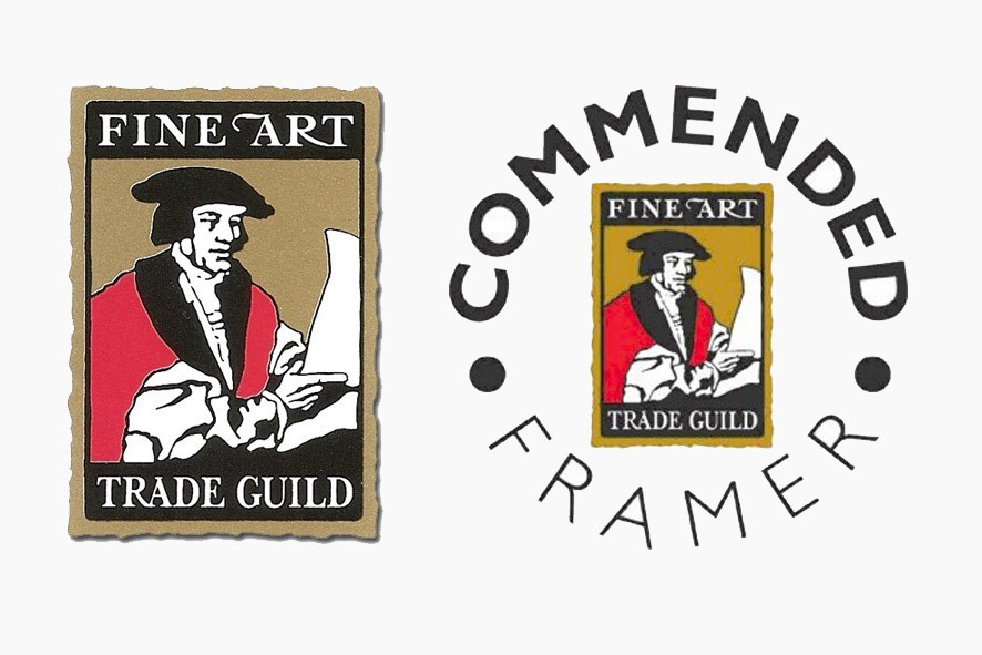 Commended Fine Art Framing in Telford | Ironbridge Fine Arts & Framing