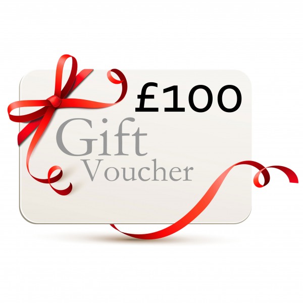100 pound gift voucher