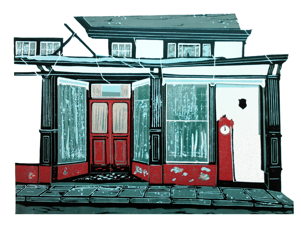 small Old School House Presteigne