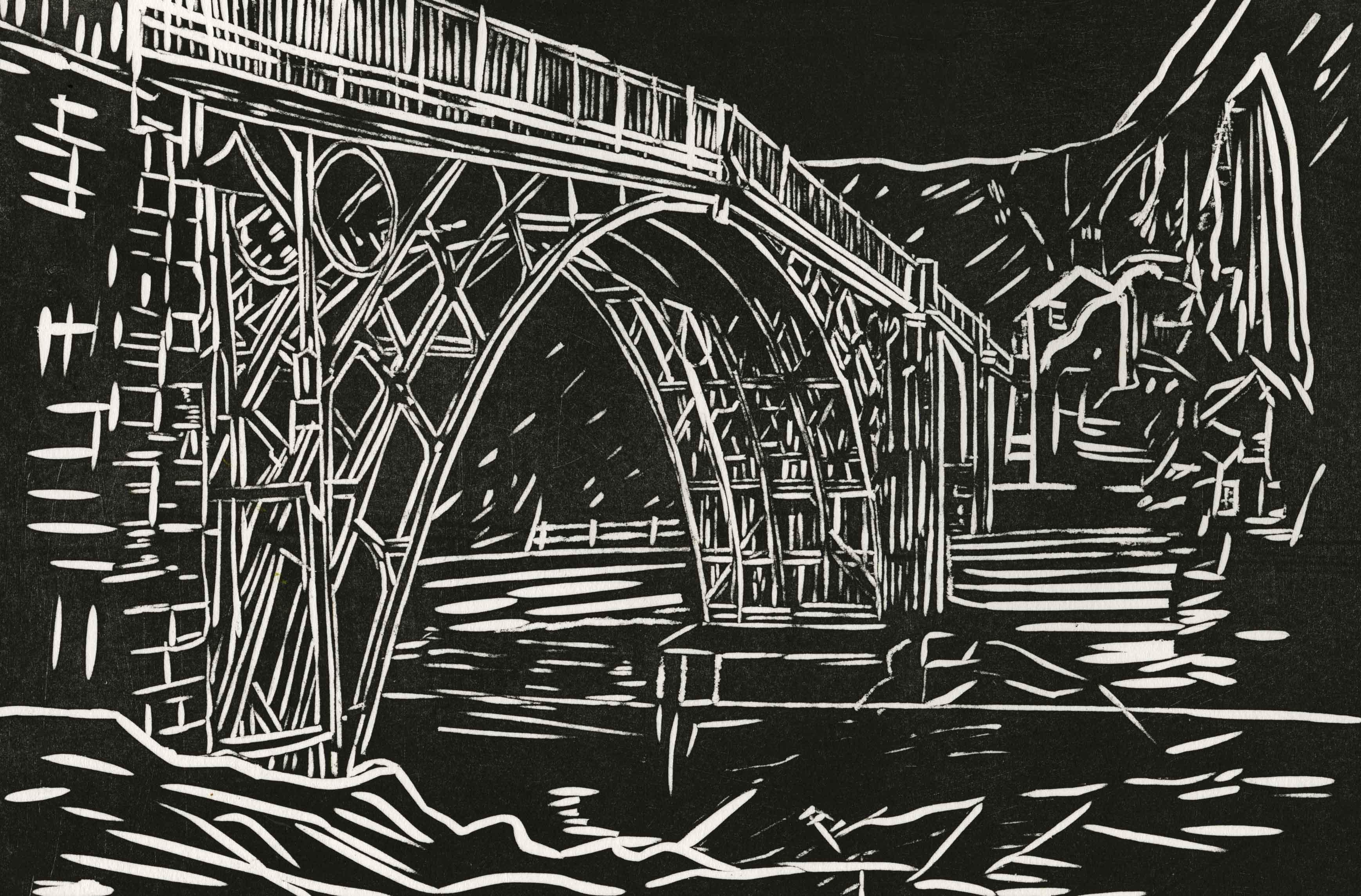 Lino Printing Workshop Ironbridge Fine Arts Amp Framing