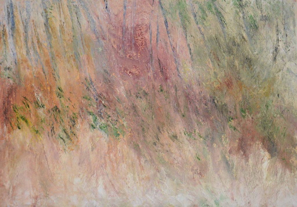 Autumn Grasses print