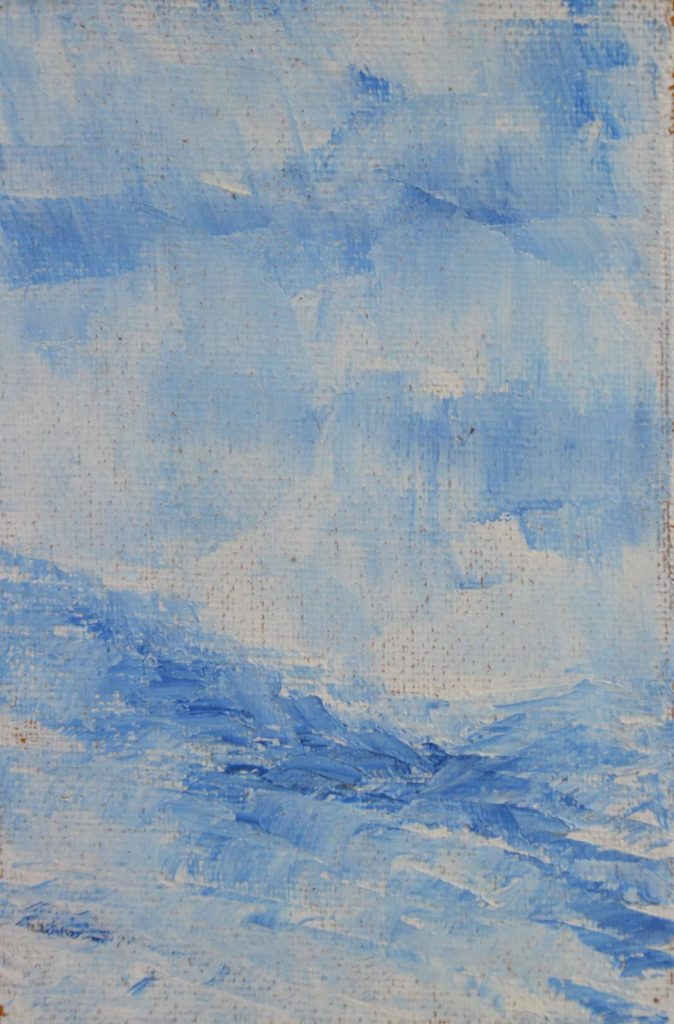 Sea Breeze print