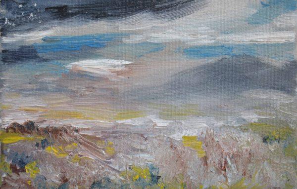 Summer Landscape 1 print