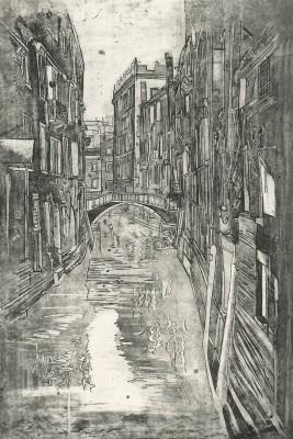 Venice Canal 40 x 60