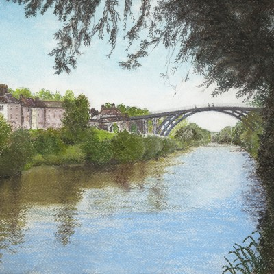 Gillian Stoakes- Ironbridge Original
