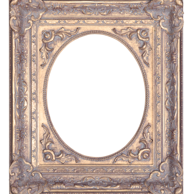 Hand Made and Finished Frame 2