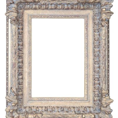 Hand Made and Finished Frame