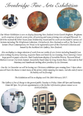 Website - Winter Exhibition