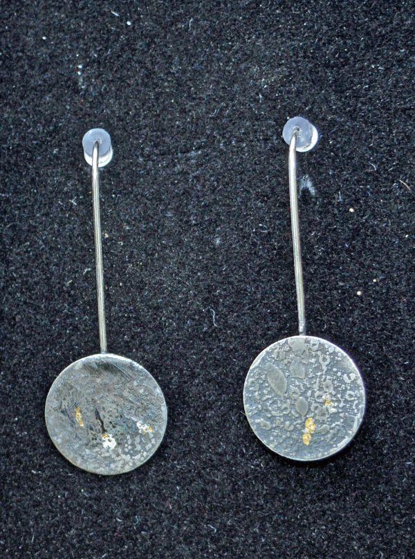 Bespoke Earrings by Jo Mollart-Highfield