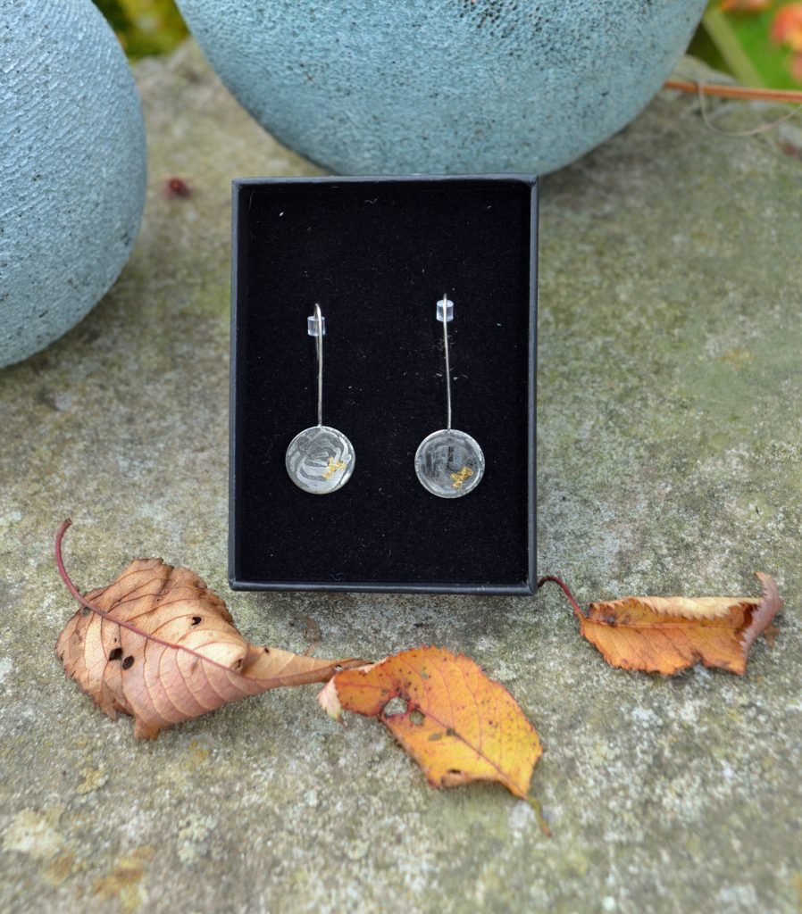 Handmade Earings by Jo Mollart-Highfield