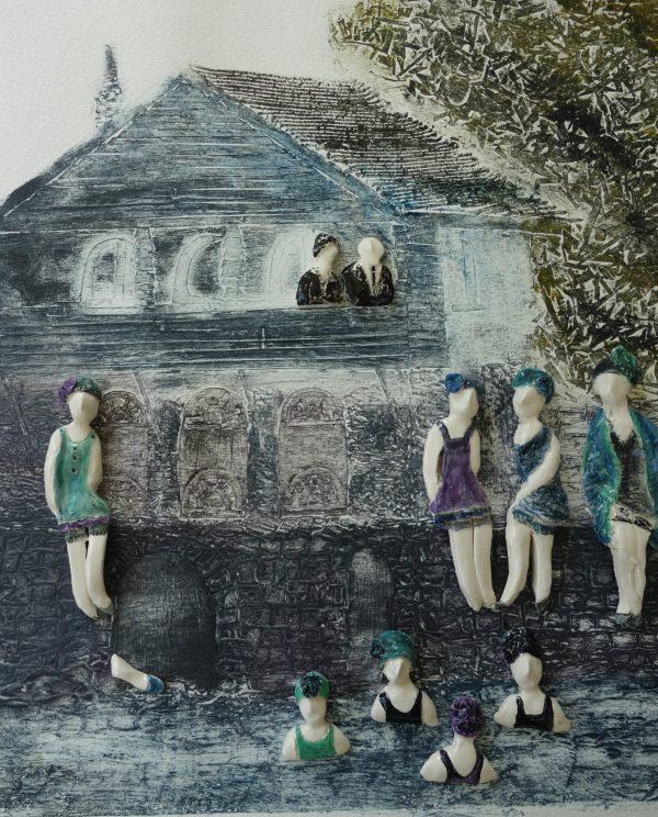 The boathouse medium