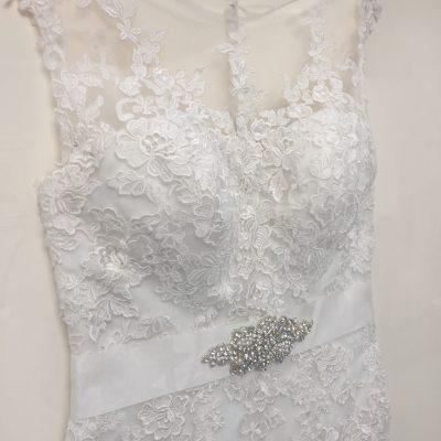 Wedding Dress Framing 1