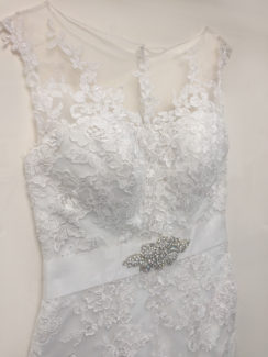 Wedding Dress Framing 1