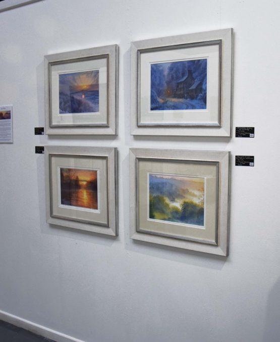Rod Willis Framed Art