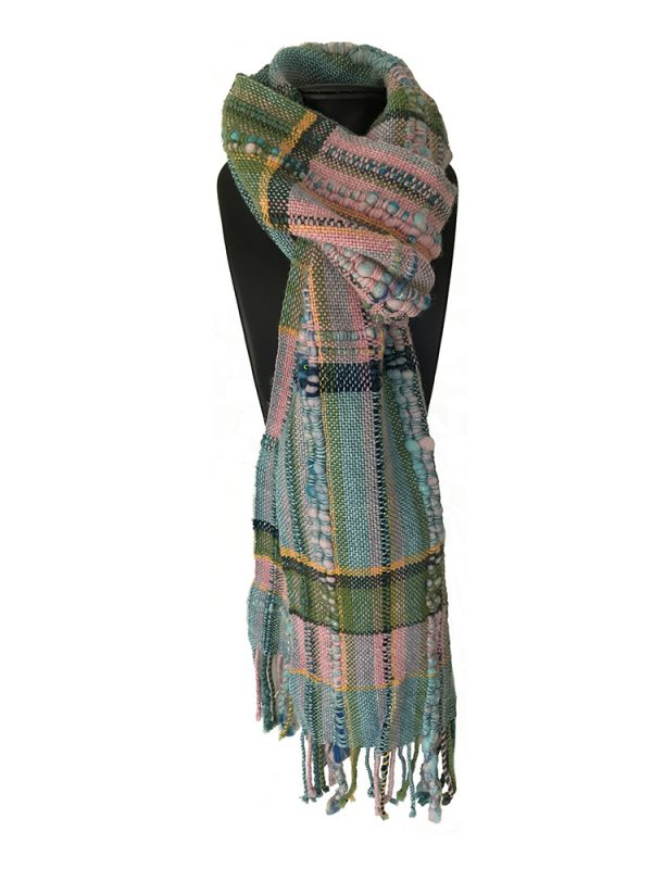 Cornish Seascape Scarf 01
