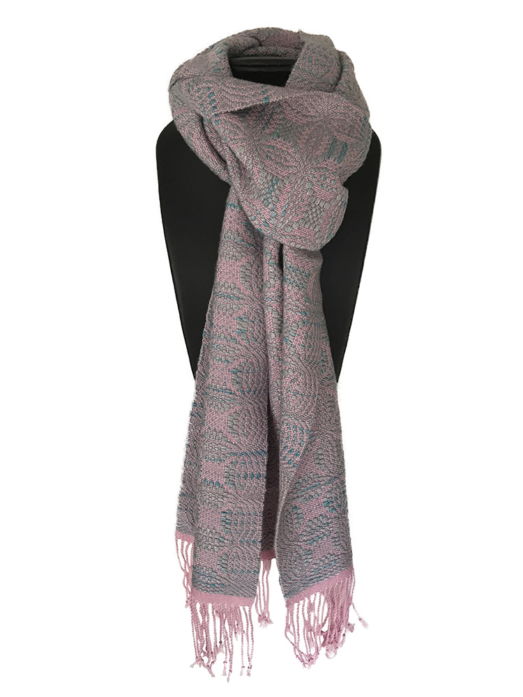 Scarf Pink 003