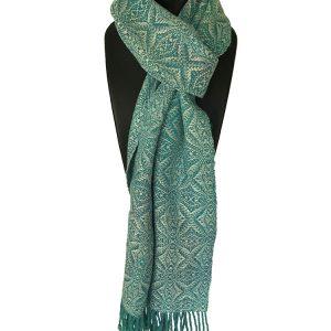 Snowflake scarf