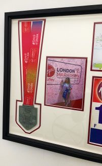 London Marathon Frame 3
