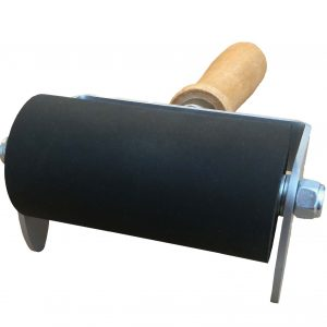 Inking Printmaking Rollers