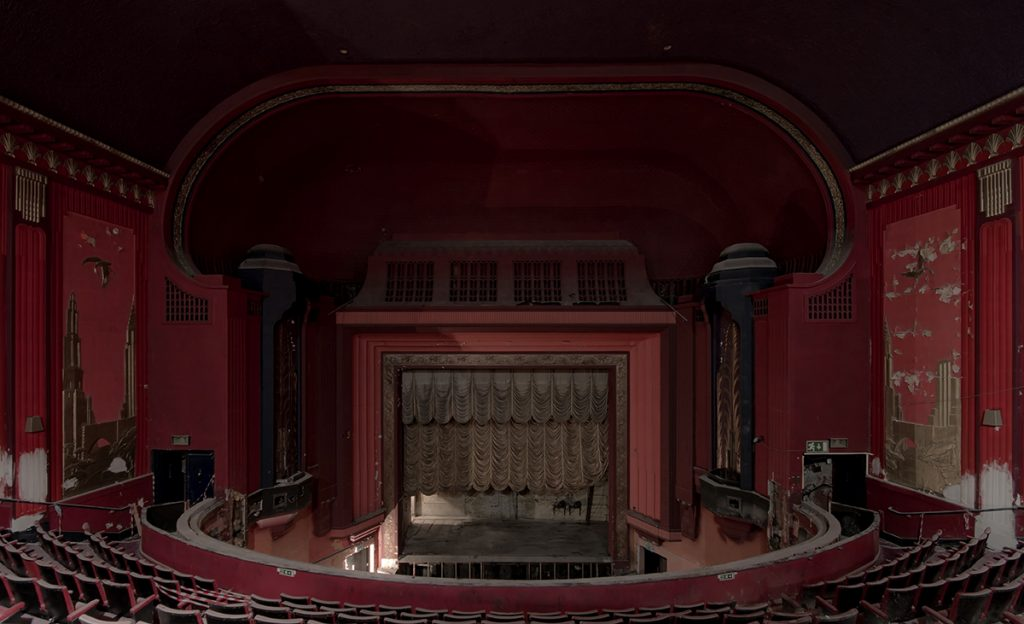 The red theatre