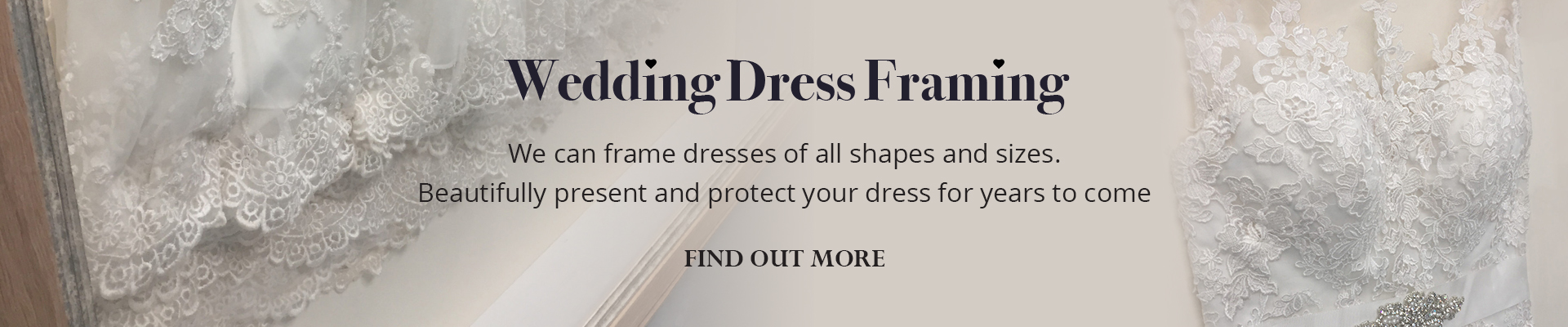 Wedding-dress-framing