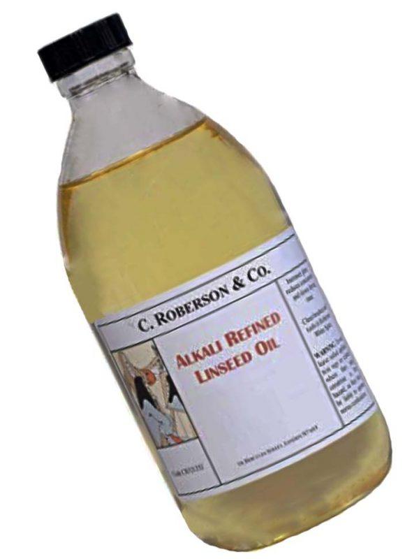 Alkali Refined Linseed Oil