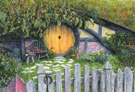 Tony Morris - Hobbit Hole