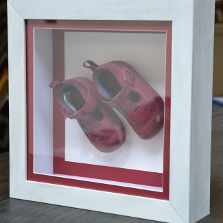 babies shoes keepsake